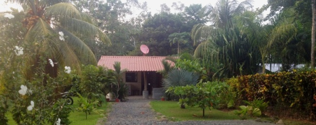Small home for sale near Pavones