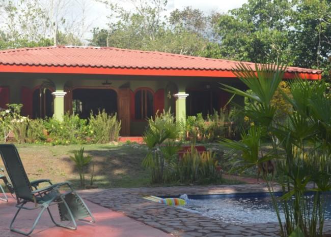 Playa Zancudo Home