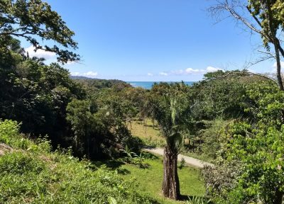 Ocean view lot Playa Pilon Pavones Costa Rica!